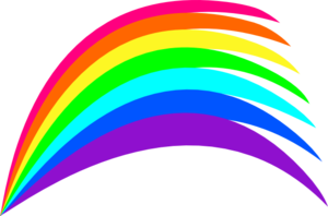 New Rainbow Clipart At Picture