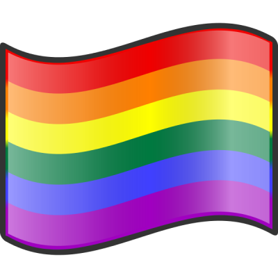 Nuvola Lgbt Flag Pictures PNG Images