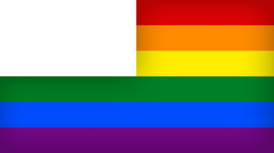 Rainbow Flag Filler Pictures PNG Images