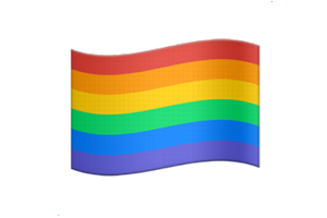 Rainbow Flag Photo