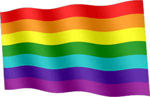 Rainbow Flag Pictures PNG Images