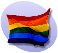 Rainbow Flag Png Photo PNG Images