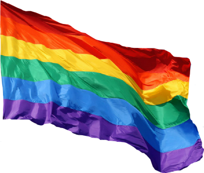 Rainbow Flag Png Pictures PNG Images