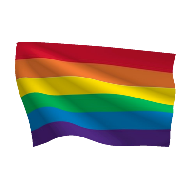 Rainbow Flag Png Transparent Image