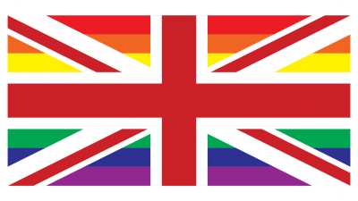 Static Rainbow Union Flag Png PNG Images