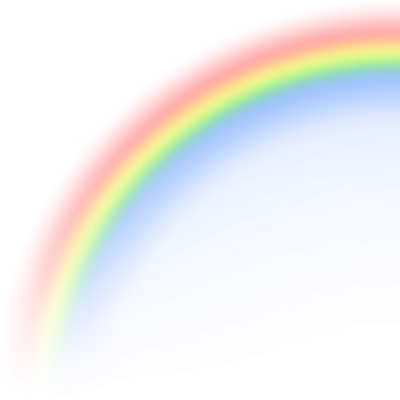 Rainbow Icon Clipart PNG Images