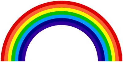 Rainbow Clipart PNG File PNG Images
