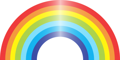 Rainbow High Quality PNG PNG Images
