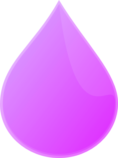 Purple Raindrop Clip Art At Pictures