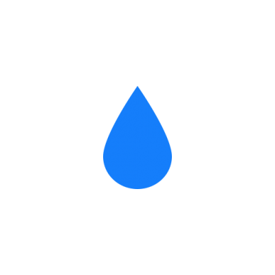 Raindrop Icon Png Pic PNG Images