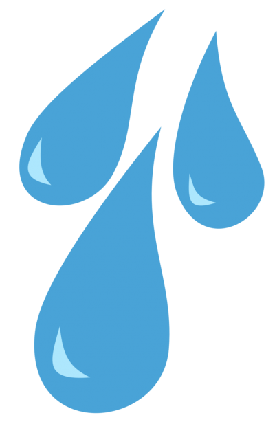 Raindrops Cutie Mark Pictures PNG Images