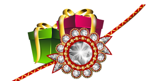 Gift, Diamond, Rakhi Usa Png PNG Images