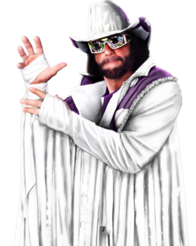 Randy Savage High Quality PNG PNG Images