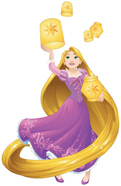 Download rapunzel free png transparent image and clipart - Rapunzel pictures download ...