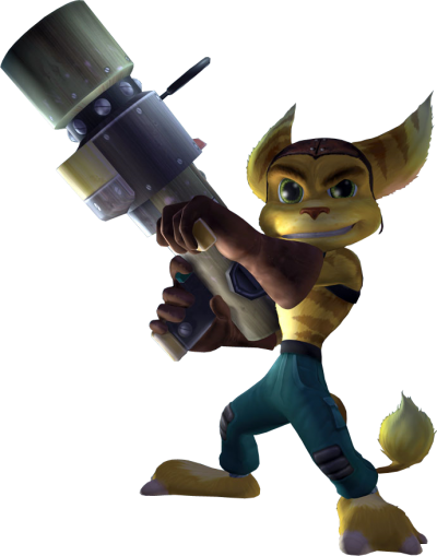 Image Ratchet Clank Transparent