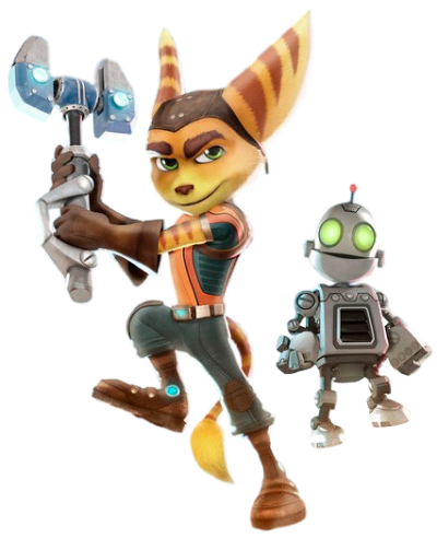 Picture Ratchet Clank PNG Images