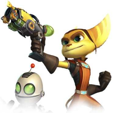 Ratchet Clank Cut Out PNG Images