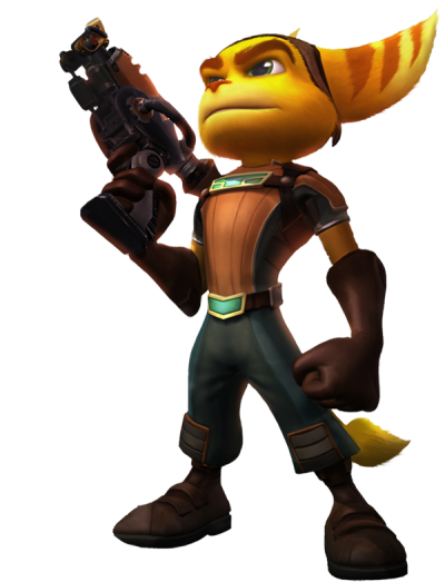Ratchet Clank Free Download Transparent