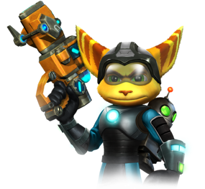 Ratchet Clank Free PNG PNG Images