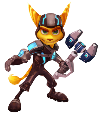 Ratchet Clank High Quality PNG PNG Images
