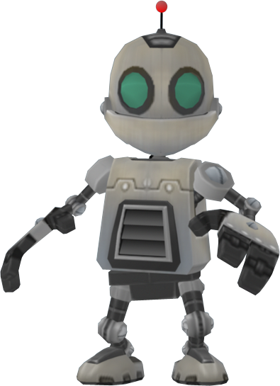 Transparent Ratchet Clank Clipart