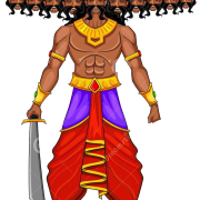 Dark Ravana Png Transparent Images