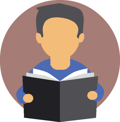 Man, Books, Reading icons Hd Free PNG Images