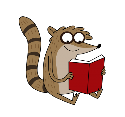 Squirrel Book Reading Backgrounds Png Photos PNG Images
