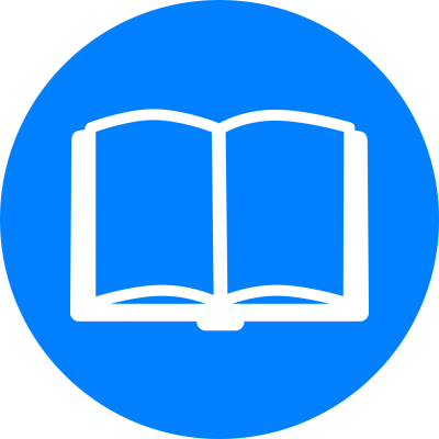 Blue Reading Png icon Download PNG Images