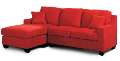 Dark Red Furniture Png Transparent Image