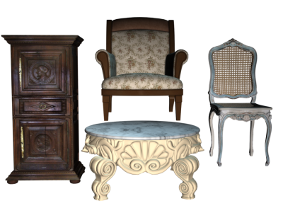 Furniture Pack Png