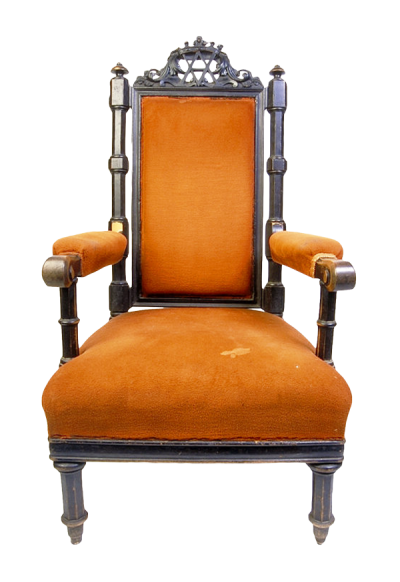 Old Chair Png Transparent Image
