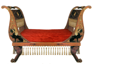 Old Furniture Recliner Png