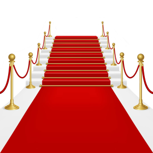 Guests, Carpet, Expensive, Gold, Red Carpet Png