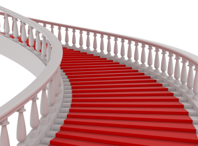 Red Carpet Stairs Png PNG Images
