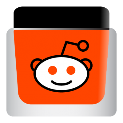 Reddit Nail Polish Social Media icons Png PNG Images