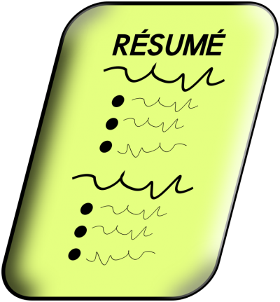 Start Resume Hd Photo  PNG Images
