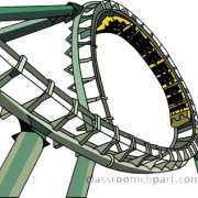 Roller Coaster Transparent PNG Images