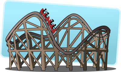 Sea Roller Coaster Png PNG Images