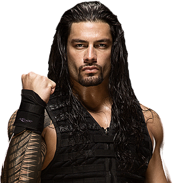 Roman Reigns Cut Out PNG Images