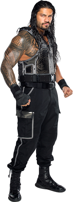 Download Roman Reigns PNG Images