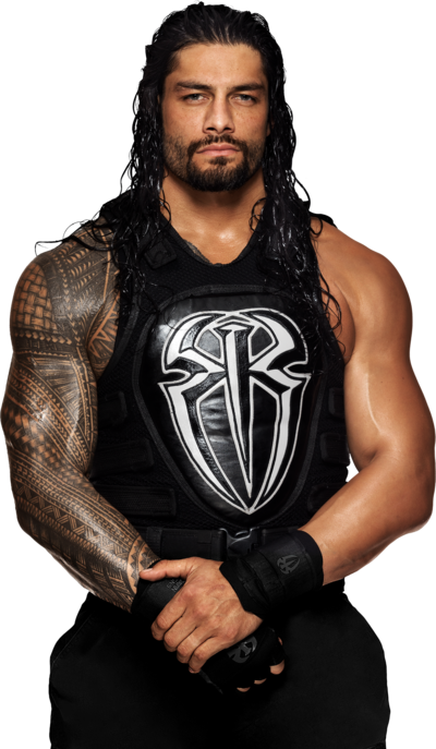 Roman Reigns Vector PNG Images