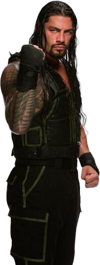 Roman Reigns High Quality PNG Images
