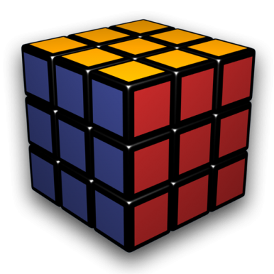 Great Rubiks Cube Transparent Background