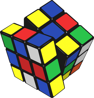 Rubiks Cube Transparent Images