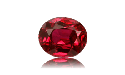 Artistry In Gold Bright Ruby Stone Pictures