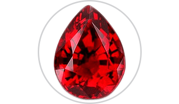 Guide To Natural Gems Ruby Png PNG Images