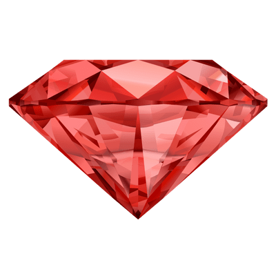 Polished Ruby Transparent Png PNG Images