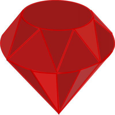 Red Ruby Stone Png