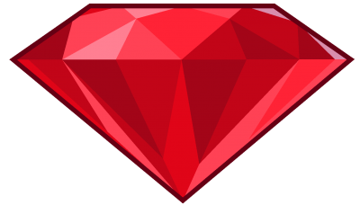 Ruby Stone Png Transparent